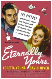 background picture for movie Eternally yours