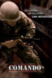background picture for movie Comando