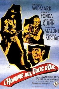 Affiche du film : L'homme aux colts d'or