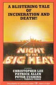Affiche du film : La nuit de la grande chaleur