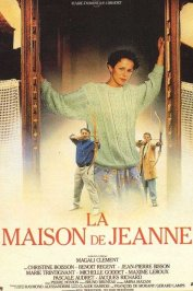 background picture for movie La maison de Jeanne