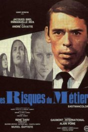 background picture for movie Les risques du métier