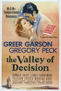 Affiche du film : La vallee du jugement