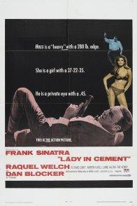 Affiche du film : La femme en ciment