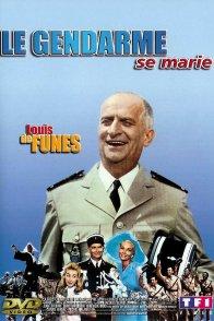 Affiche du film : Le gendarme se marie