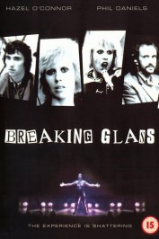 background picture for movie Breaking glass
