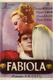background picture for movie Fabiola