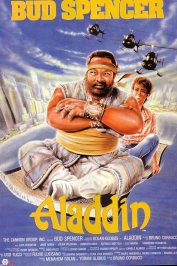 background picture for movie Aladdin