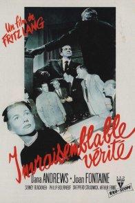 Affiche du film : L'invraisemblable verite