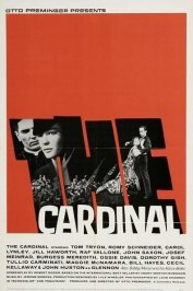 background picture for movie Le cardinal