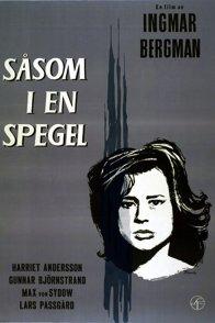 Affiche du film : A travers le miroir