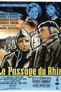 Affiche du film : Le passage du rhin
