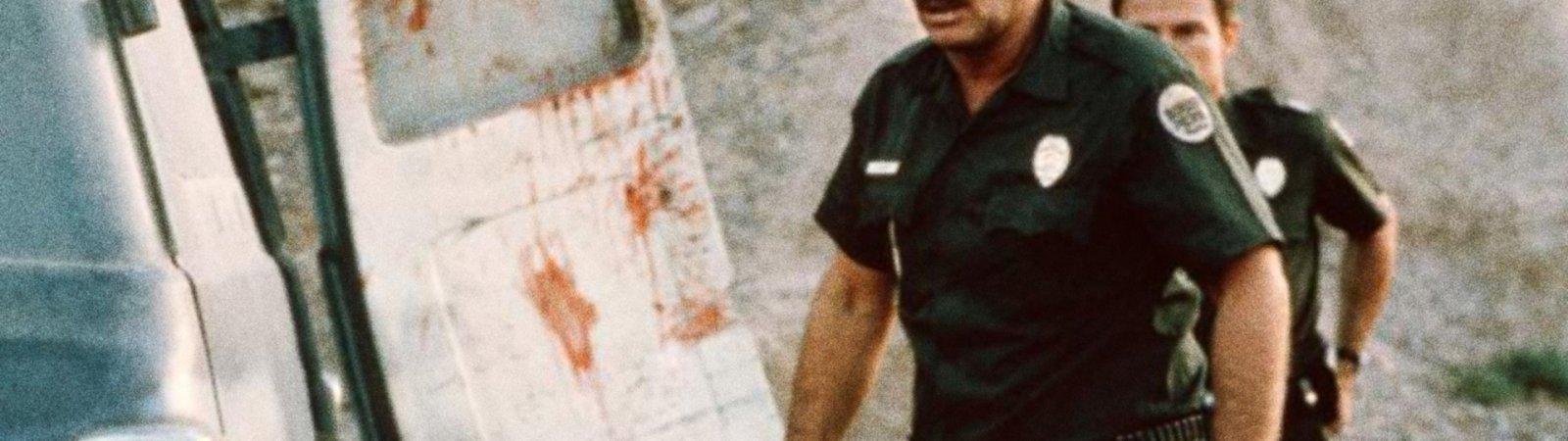 Photo du film : Police frontiere