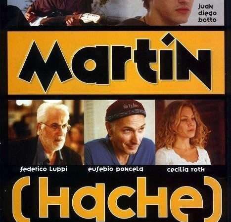 Photo du film : Martin hache