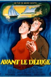 background picture for movie Avant le déluge