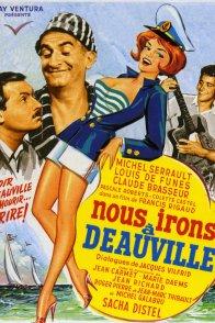 Affiche du film : Nous irons a deauville