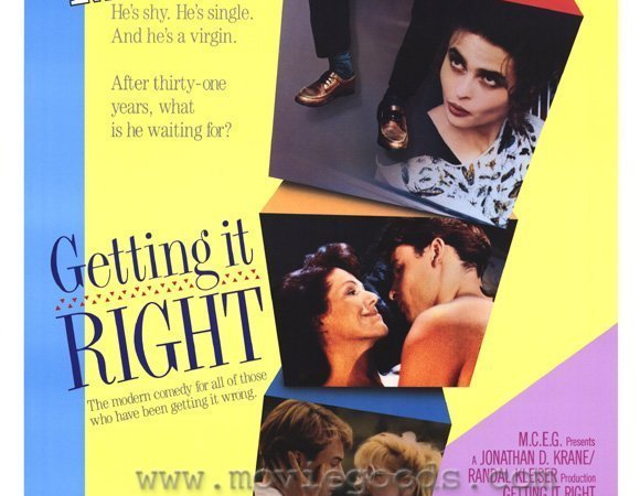 Photo du film : Getting it right