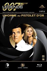 Affiche du film : L'homme au pistolet d'or