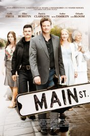 background picture for movie Main Street