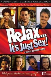 background picture for movie Relax... it's just sex
