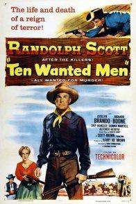 Affiche du film : Dix hommes a abattre