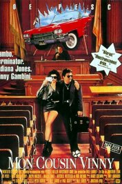 background picture for movie Mon cousin vinny