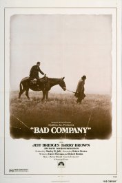 background picture for movie Bad company