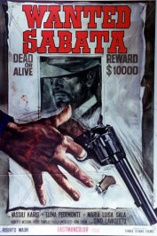 background picture for movie Wanted sabata