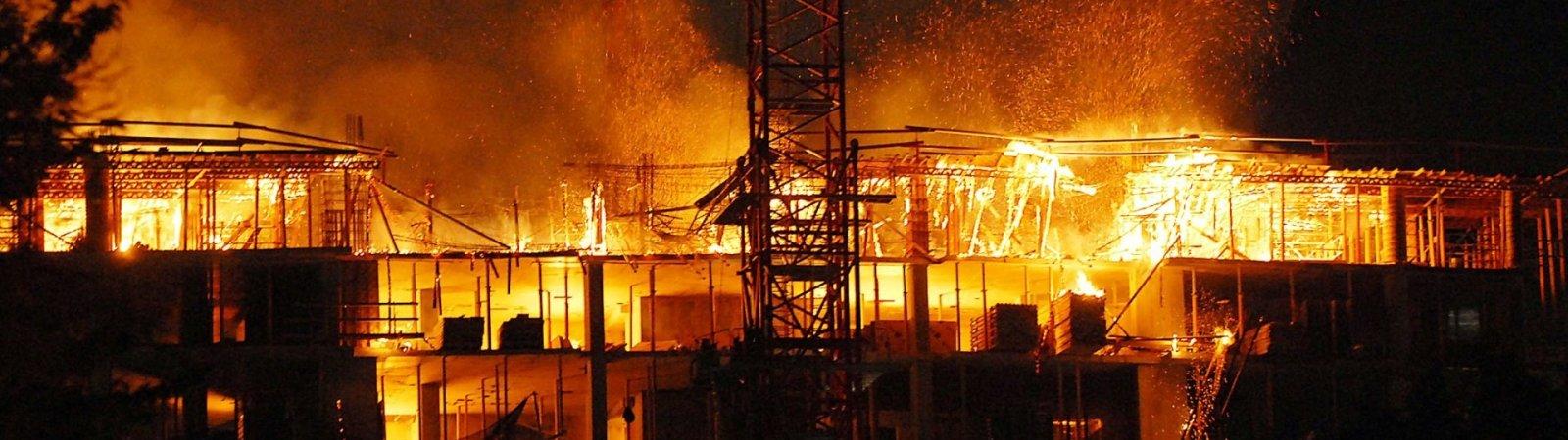 Photo du film : City on fire