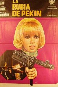 Affiche du film : La blonde de pekin