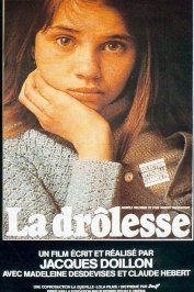 background picture for movie La drôlesse