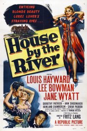 background picture for movie House by the river