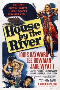 Affiche du film : House by the river