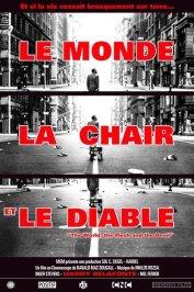 background picture for movie Le monde, la chair et le diable