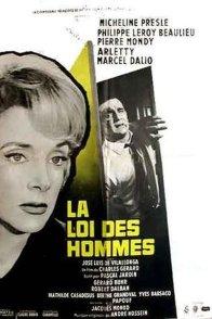 Affiche du film : La loi des hommes