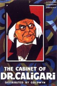 Affiche du film : Le cabinet du docteur caligari