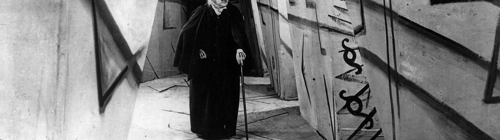 Photo du film : Le cabinet du docteur caligari