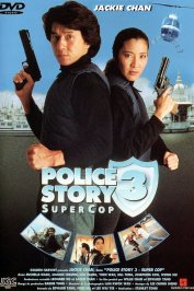 background picture for movie Police story III