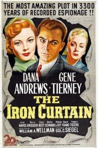 Affiche du film : Le rideau de fer
