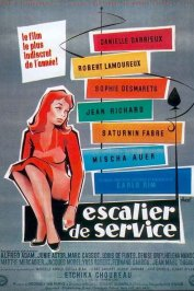 background picture for movie Escalier de service