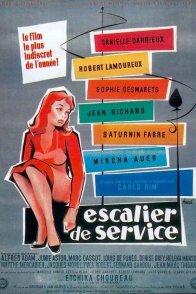 Affiche du film : Escalier de service