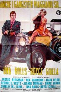 Affiche du film : La rolls royce jaune