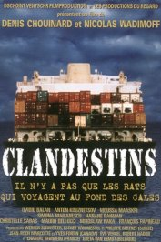background picture for movie Clandestins
