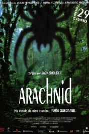 background picture for movie Arachnid