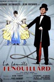 background picture for movie La famille fenouillard