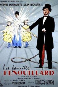 Affiche du film : La famille fenouillard