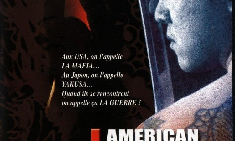 Photo du film : American Yakuza