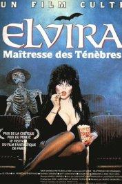 background picture for movie Elvira maitresse des tenebres