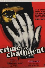 background picture for movie Crime et chatiment