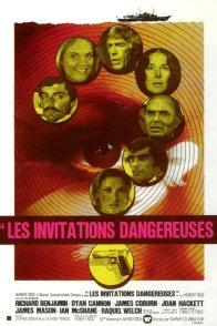 Affiche du film : Les invitations dangereuses